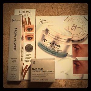 It cosmetics bundle!🙋♀️💃👠